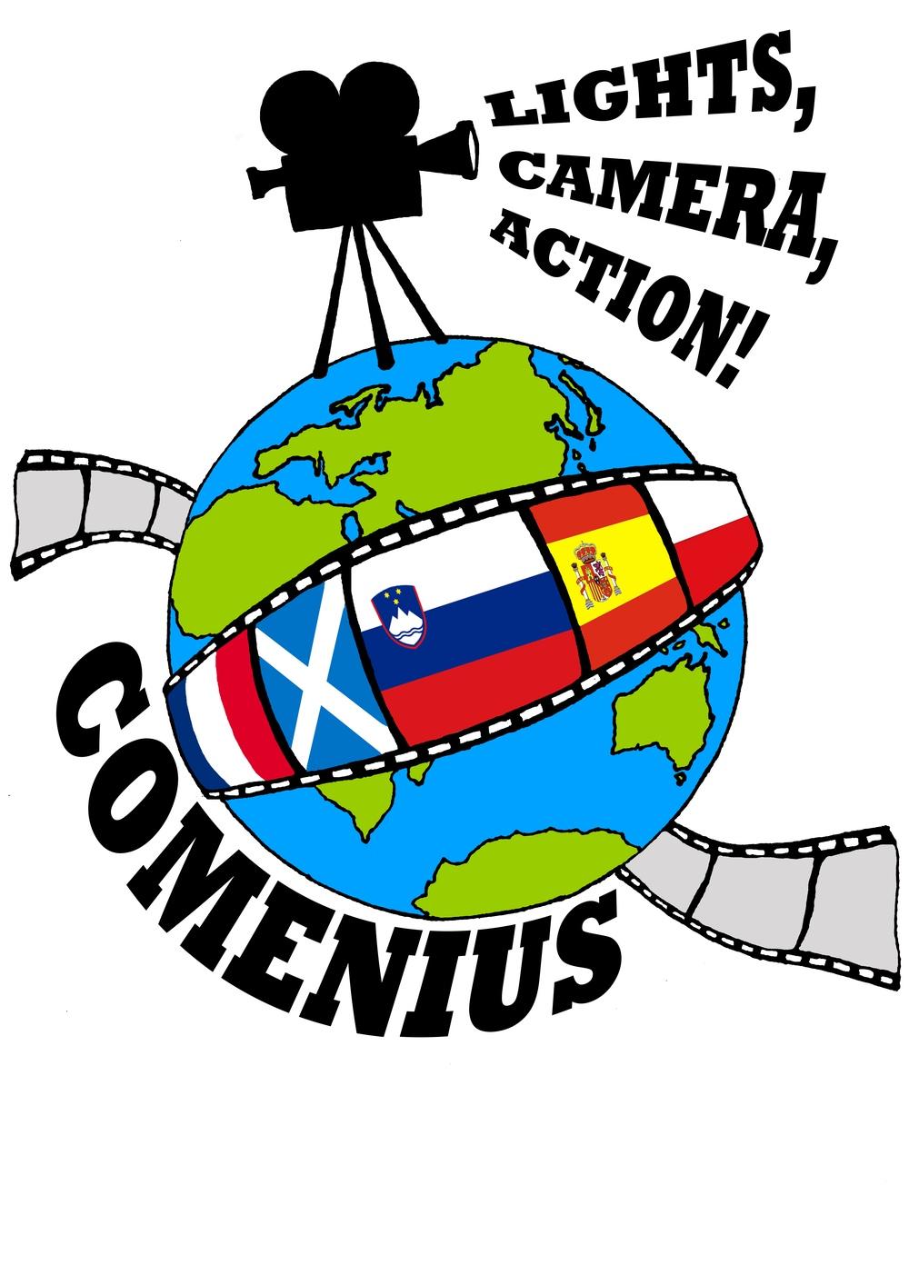 Zaključek mednarodnega projekta Comenius bo naslednji teden v Slovenski Bistrici