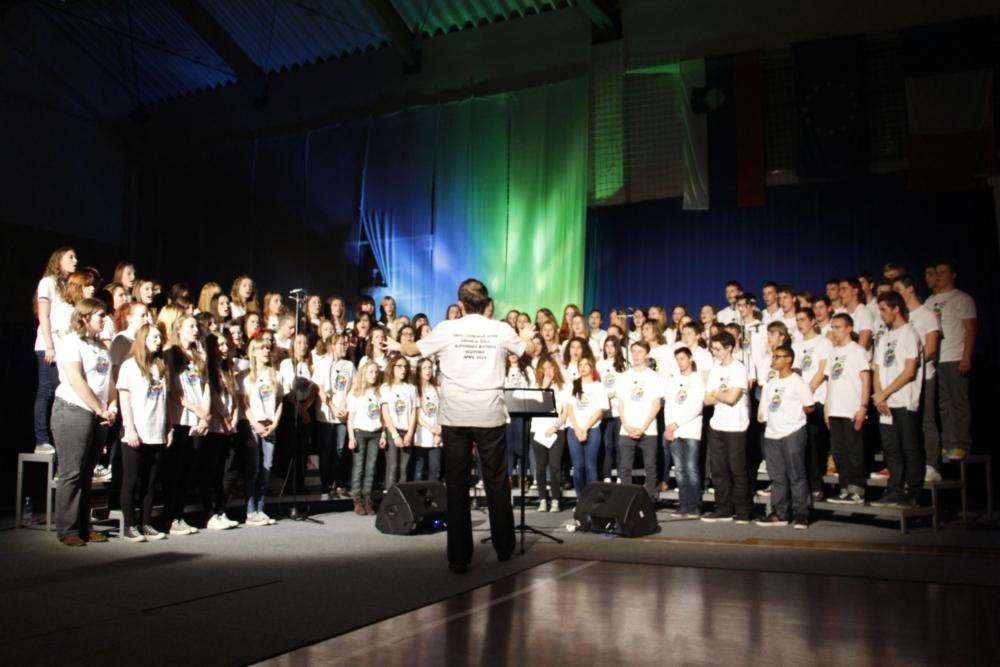 Zaključni koncert projekta Comenius