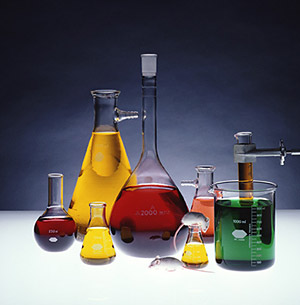 Tekmovanje v znanju kemije za Preglove plakete