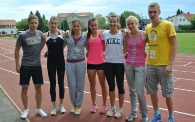 Poročilo s posamičnega atletskega tekmovanja v Mariboru