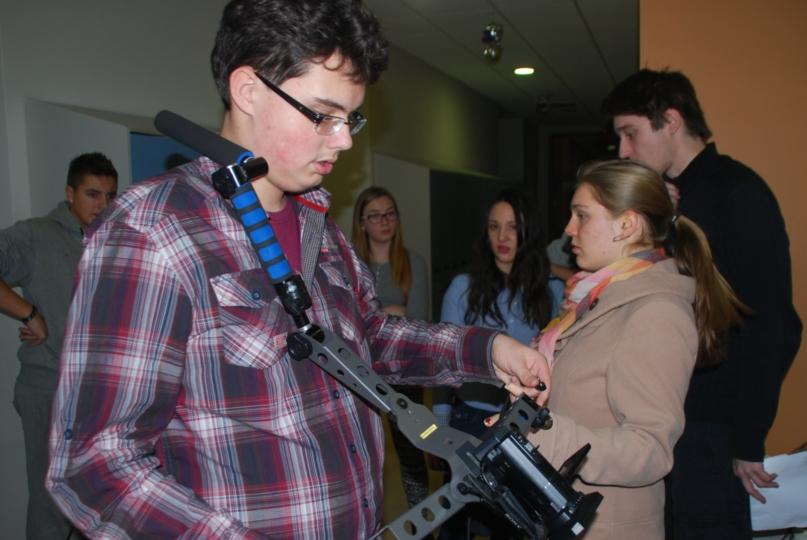 Šolsko tekmovanje Slovenščina ima dolg jezik, Književnost na filmu