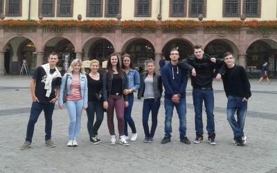 Erazmus+ – mobilnost, ponovno na prakso v Nemčijo