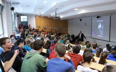 Predavanje dr. Dušana Petrača
