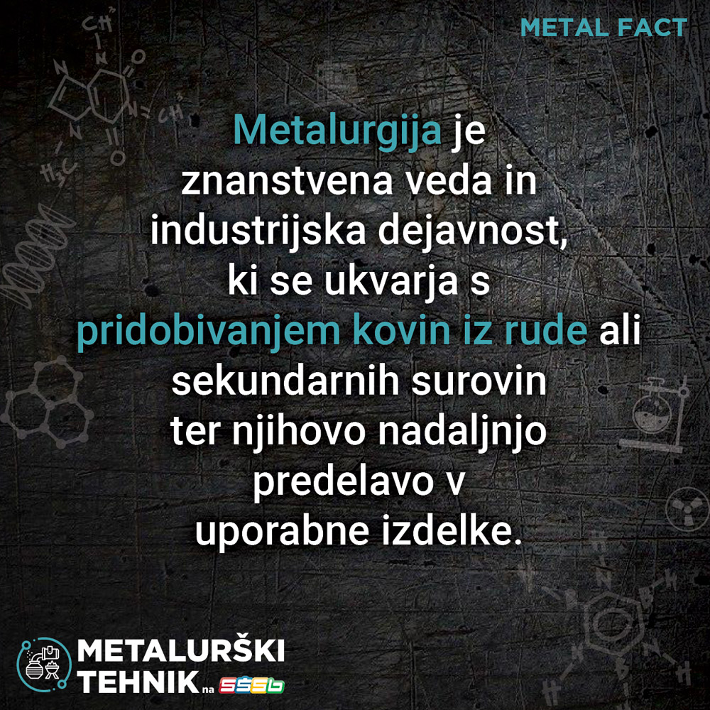5-metal facts