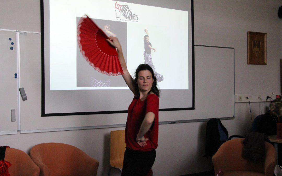 Posebno doživetje s plesalko flamenka