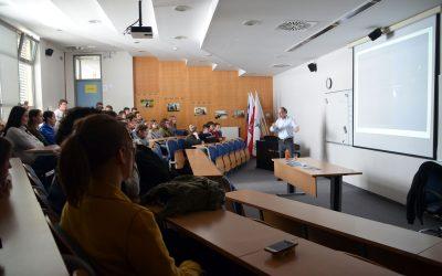 Predavanje prof. Sama Kralja