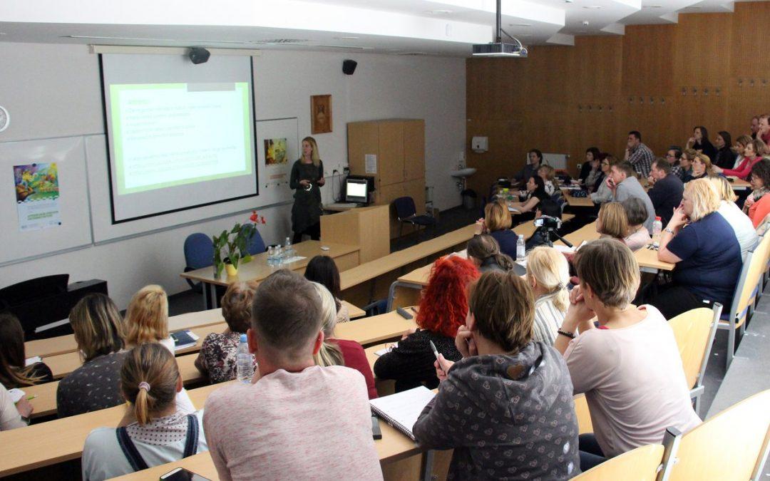 Letni lokalni posvet o začetnem učenju slovenščine na SŠSB