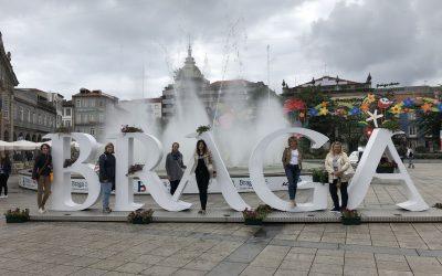 Erazmus+ – dijaki SŠSB po delovne izkušnje na Portugalsko
