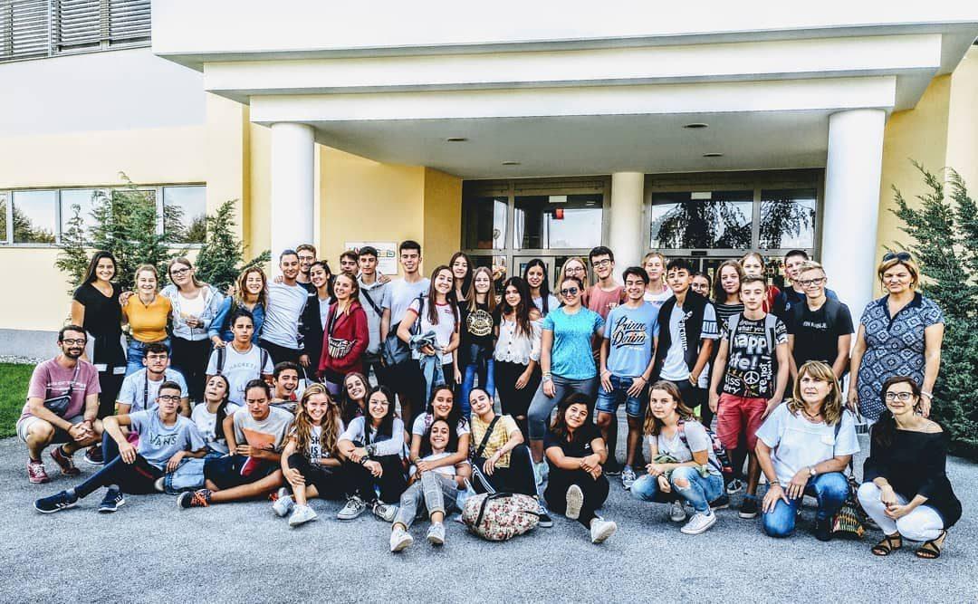 Mednarodna izmenjava s srednjo šolo Ros Giner iz mesta Lorca v Španiji