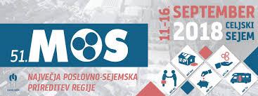 Obisk mednarodnega sejma MOS v Celju