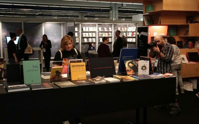 Frankfurtski knjižni sejem (od 10. do 14. 10. 2018)