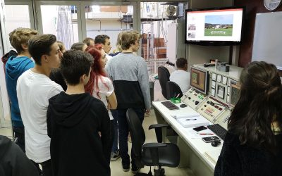 Festival znanosti in ogled jedrskega reaktorja