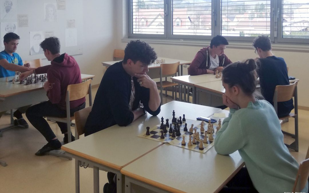 Prvi šahovski turnir
