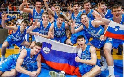 Bron za Bineta na evropskem prvenstvu v košarki do 18 let