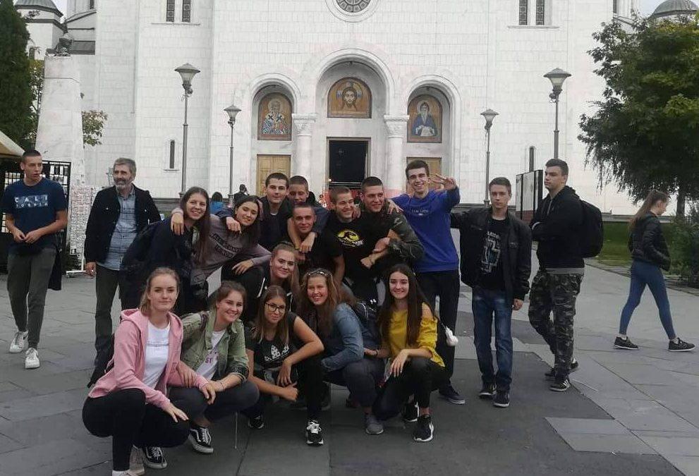 Erazmus+ Mladinska izmenjava – Srbija (23. 9.–27. 9. 2019)
