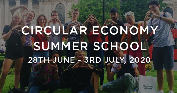 Poletna šola krožnega gospodarstva za 15–18-letnike