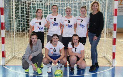 Uvrstitev v polfinale državnega tekmovanja v nogometu za dijakinje