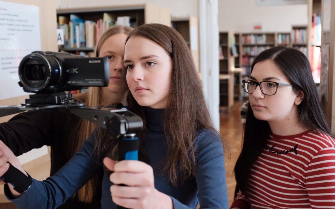 Premiera filmov SŠSB 2019