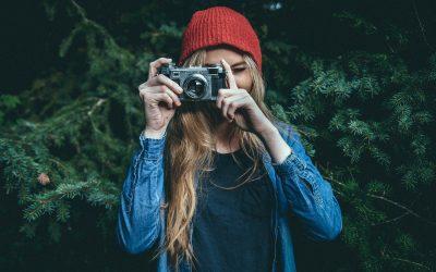 Šolski fotografski natečaj z naslovom Maska