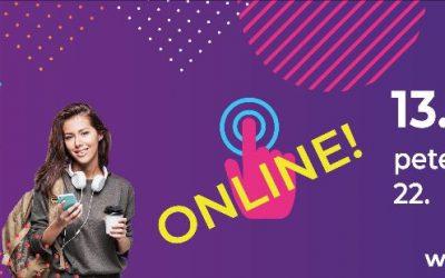 13. Informativa online